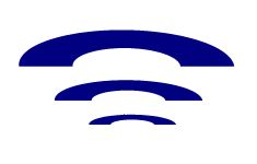 Icon representing WiFi access