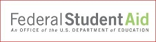 logo from Federal Student Aid website