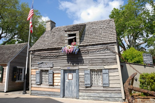 America's oldest wooden schoolhouse,