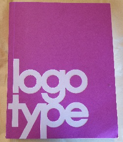 logotype in white on magenta background