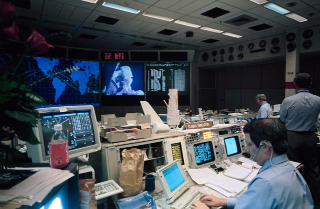 computers in use at NASA.