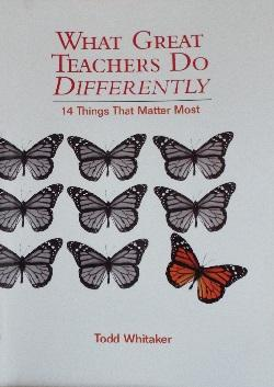 "Cover of ""What Great Teachers Do Differently"""