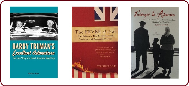 3 literary nonfiction books