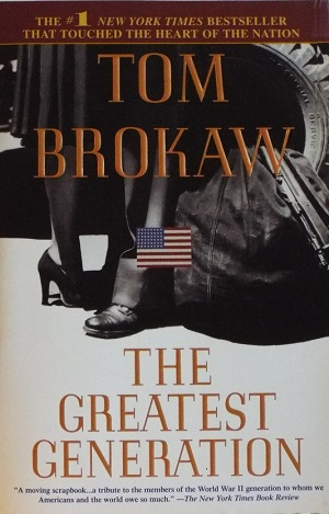 Greatest generation book cover