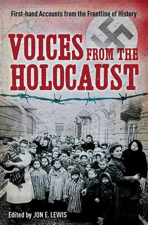 Cover of Voices from the Holocaust