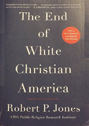 "Cover of ""The End of White Christian America"""