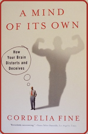 "Cover of ""A Mind of Its Own"""